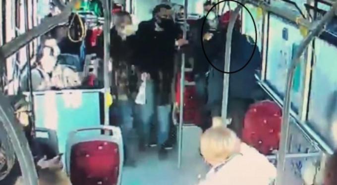 İzmir'de tesettürlü kadına saldırı