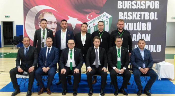 Frutti Extra Bursaspor Başkanı yeniden Sezgin
