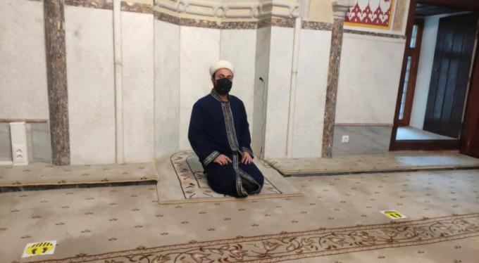 Bursa'da camiyi soyan hırsızı imam böyle yakaladı