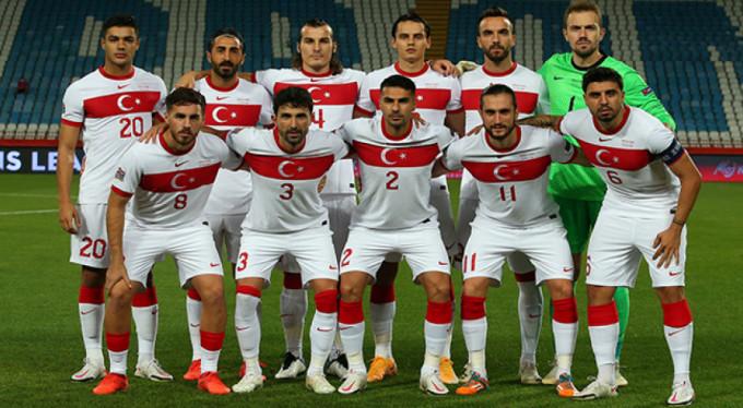 Türkiye - Letonya maçı seyircisiz!