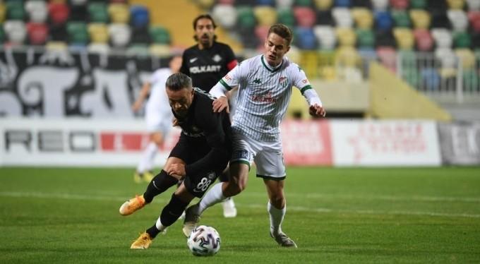 Bursaspor'da Altay maçı hazırlıkları tamamlandı