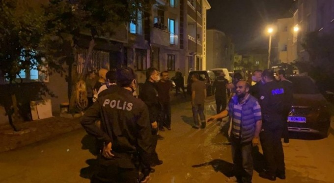 Bursa'da sıcak dakikalar...Polise saldırdılar, 5 yaralı
