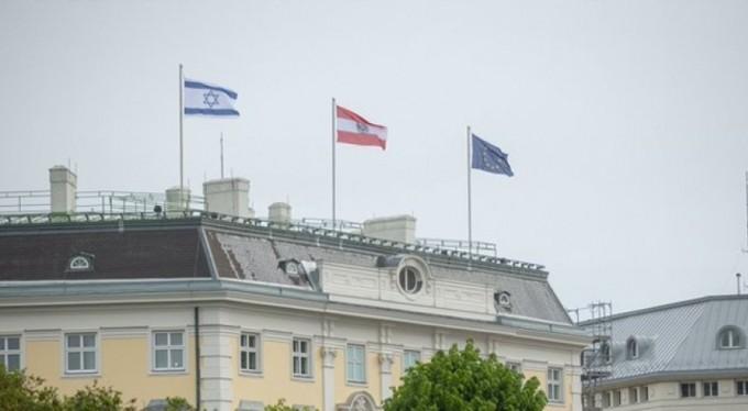 Zulme sessiz kalan Avusturya'dan İsrail'e destek