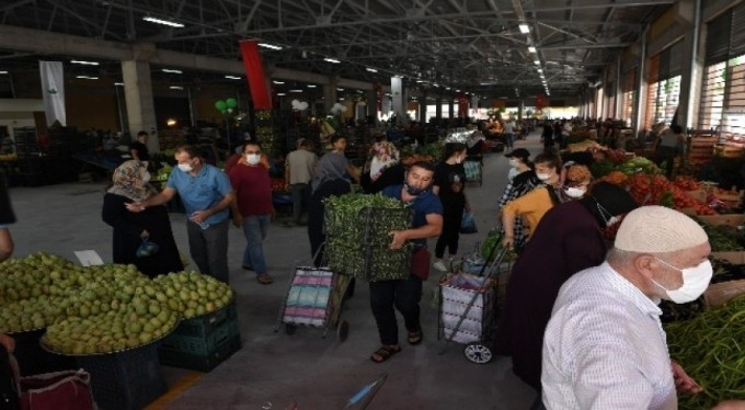 Bursa'da yarın semt pazarları açık! İşte tam liste