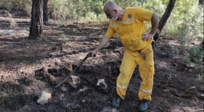 Mangal keyfiniz batsın! Boğazları için ormanı yaktılar