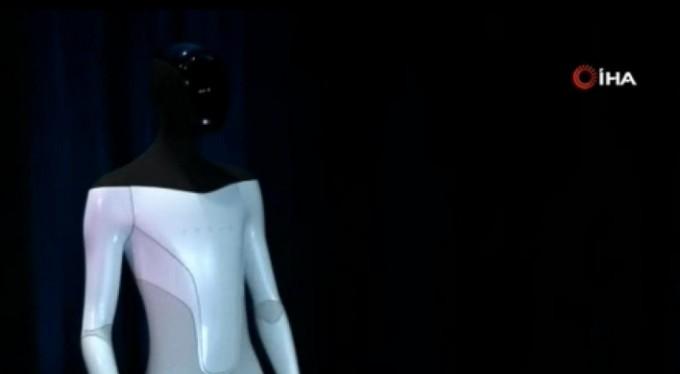 Teala'dan insansı robot