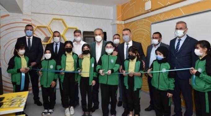 Bursa'da eğitime tekno destek