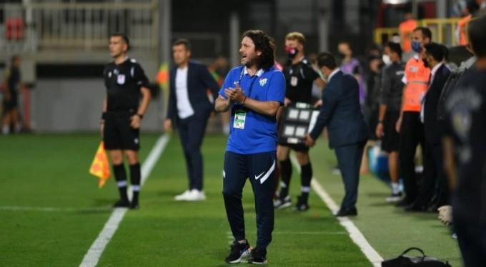Fatih Tekke'den maç yorumu