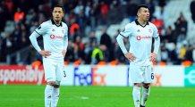 Beşiktaş, Avrupa dönüşü 7 puan bıraktı