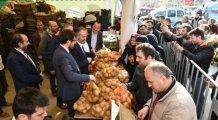 Bursalılar Başkan Aktaş'a hayır duası etti