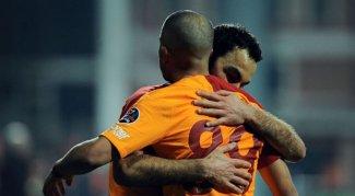 Galatasaray'ın zirve inadı: 1-4