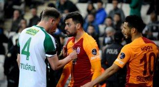 Bursaspor-Galatasaray maçını kaç bin kişi izledi?