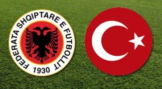 Arnavutluk-Türkiye maçı saat kaçta, hangi kanalda?