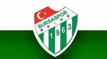 Bursaspor'a proje müjdesi!