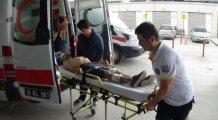 Bursa'da arkadaşına kurşun yağdırdı!