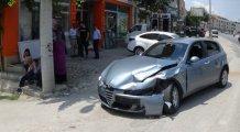 Bursa'da korkutan kaza!