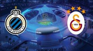 Galatasaray ile Club Brugge 3. kez