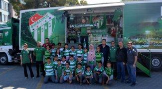 Bursaspor'a bir destek daha!