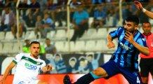 Timsah'a Adana'da şok: 4-1