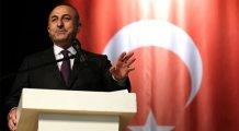 Bakan Çavuşoğlu'ndan Libya açıklaması!