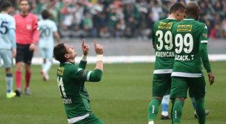 6 puanlık maç Bursaspor'un: 2-1