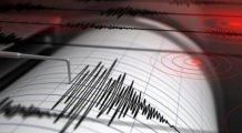 Bursa'da şiddetli deprem!