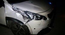 Bursa'da genç kadın arabanın altına kaldı!