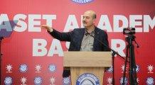 Bakan Soylu'dan, Abdullah Gül'e sert tepki!