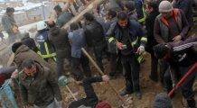 İran'daki deprem Van'ı da salladı! 8 ölü