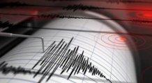 Korkutan deprem! Bursa'da da hissedildi