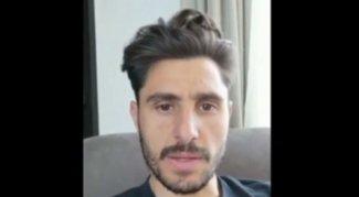 Bursasporlu futbolculardan 'Evde kal' videosu!