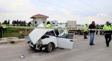 Feci kaza! 3 ölü 2 yaralı
