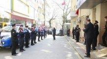 Bursa'da askerden polise jest!