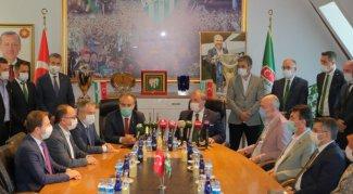 Ak Parti'den Bursaspor çıkarması