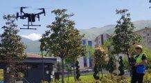 Drone ile tespit Bursa'ya ödül getirdi