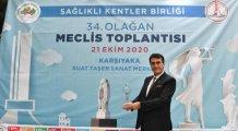 Osmangazi'ye sağlıklı şehir planlaması ödülü