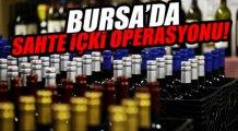 Bursa'da hayat kurtaran operasyon