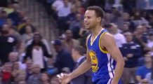 Stephen Curry sınırları zorluyor