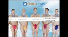 Kazakistan'da tepki toplayan çıplak hostesli reklam filmi