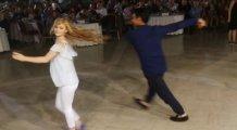 Bursa'da dans zamanı