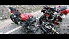 Korkutan Motor Kazaları