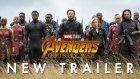 Avengers: Infinity War'ın yeni bir fragman yayınladı!
