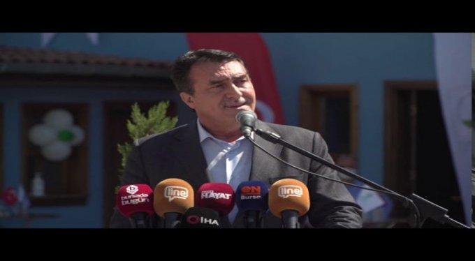 Kültür Hazineleri Osmangazi Belediyesi ile ayağa kalkıyor